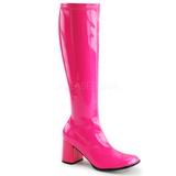 rosa neon 8,5 cm FUNTASMA GOGO-300UV h�ye st�vler dame