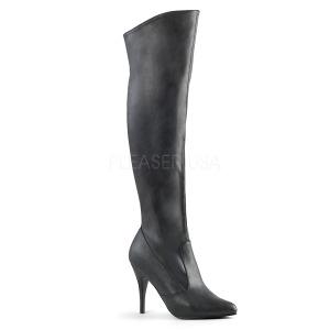 kunstlær 10 cm VANITY-2013 knehøye støvletter dame