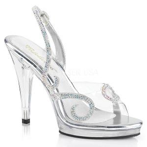 strass steiner 11,5 cm FLAIR-457 dame sandaler med hæl