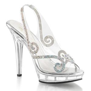 strass steiner 13 cm LIP-149 dame sandaler med hæl