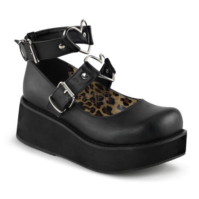 5ef2e5f62c9 norway gothic women-shoes gothic shoes platform shoes demonia boots ...