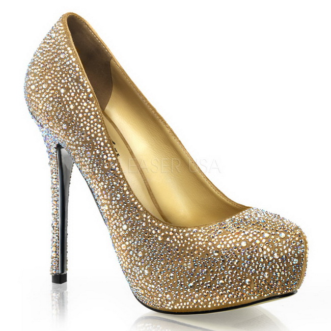 62dd81afceb Gold-Rhinestone-13-cm-PRESTIGE-20-Platform-Pumps-Women-Shoes-5700 0.jpg