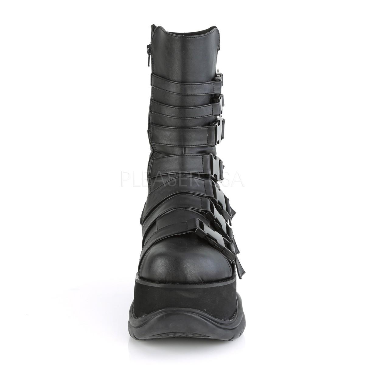 look for best loved wide varieties Vegan 7,5 cm NEPTUNE-210 demonia boots - unisex platform boots