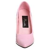 Pink Shiny 13 cm SEDUCE-420 Pumps High Heels for Men