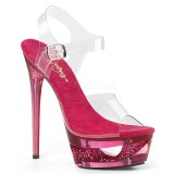 b57ac0c7 Rose 16,5 cm ECLIPSE-608DM High Heeled Stiletto Sandals
