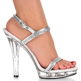 Transparent 13 cm LIP-117 Womens Shoes with High Heels