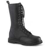 Vegan BOLT-300 demonia boots - unisex combat boots