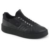 canvas 4 cm SNEEKER-125 sneakers creepers sko til menn