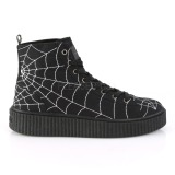 canvas 4 cm SNEEKER-250 sneakers creepers sko til menn
