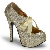 gull glitter 14,5 cm TEEZE-10G platform pumps sko