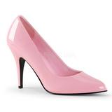 rosa lakkert 10 cm VANITY-420 høye pumps damesko til menn
