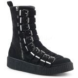 semsket 4 cm SNEEKER-315 sneakers creepers sko til menn