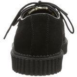 suede 2,5 cm CREEPER-600 platå creepers sko til menn