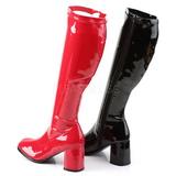 tofarget 7,5 cm Funtasma GOGO-300HQ høye støvler dame