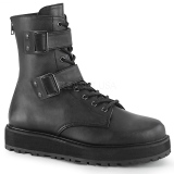 vegan VALOR-250 demonia ankelstøvletter - unisex militærstøvler