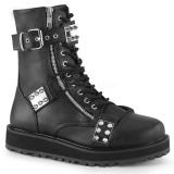 vegan VALOR-280 demonia ankelstøvletter - unisex militærstøvler