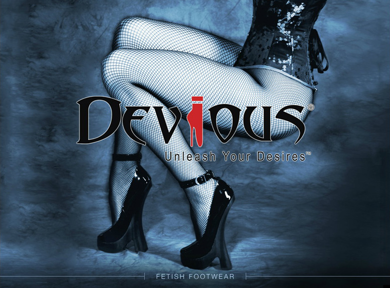 fetish sko - DEVIOUS